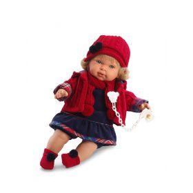 Кукла Марина 42 см Llorens