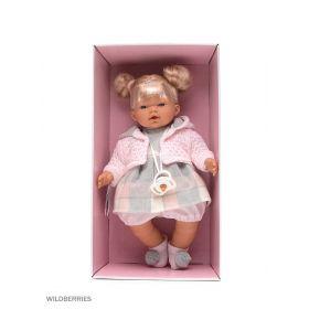 Кукла Аитана 33 см со звуком Llorens
