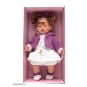 Кукла  Алиса 33 см со звуком Llorens