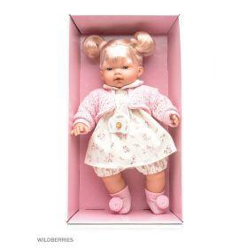 Кукла Ариана 33 см со звуком Llorens