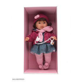 Кукла Карла 42 см Llorens