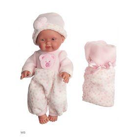 Кукла Бэбита Роза 26 см одеялом Llorens