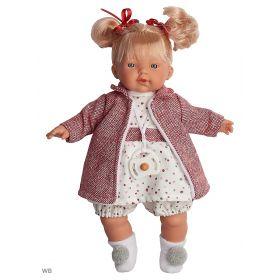 Кукла Татьяна 33 см Llorens