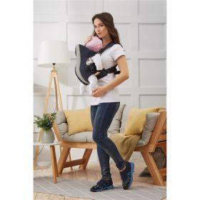 Эргономичная переноска рюкзак-кенгуру для детей весом до 9 кг и возрастом до 12 месяцев Nothing but Love