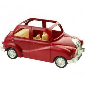 Игровой набор Семейный автомобиль (красный) Sylvanian Families