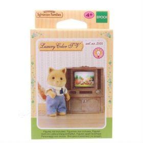 Игровой набор Цветной телевизор Sylvanian Families
