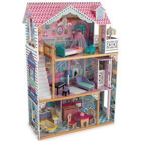 Кукольный домик с мебелью для Барби Аннабель KidKraft