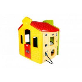 Игровой мульти-домик (спорт, школа, заправка и магазин) Little Tikes