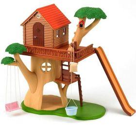 Игровой набор Дерево-дом Sylvanian Families