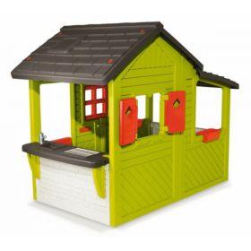 Игровой домик садовода 2015 Smoby