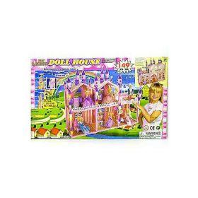 Замок для куклы - 149 деталей My pretty