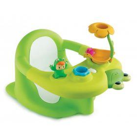 Стульчик для купания Cotoons обновленный - зеленый Smoby