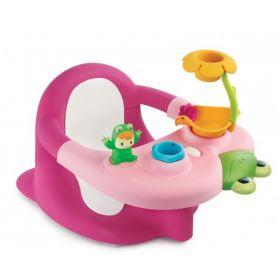 Стульчик для купания Cotoons обновленный - розовый Smoby