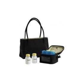 сумка с контейнерами для сбора и хранения грудного молока medela city style  арт.200.0625 Medela