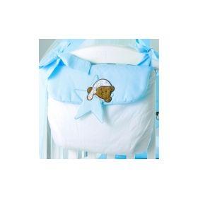 сумка для игрушек на кровать roman baby stella stellina  арт.3009 Roman Baby