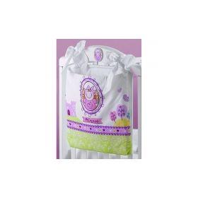 сумка для игрушек на кровать roman baby principessa  арт.5709 Roman Baby