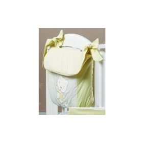сумка для игрушек на кровать roman baby buffy ivory Roman Baby