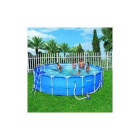бассейн каркасный bestway steelpro 549х122 см  арт.56113 Bestway
