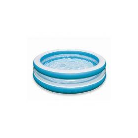 бассейн надувной intex круглый 205x51 см  арт.57489 Intex