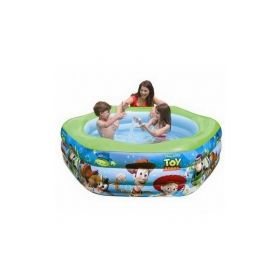 бассейн надувной intex disney delux 191x178x61 см  арт.57490 Intex