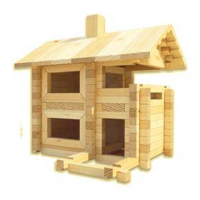 Разборный домик №2 130 дет. Лесовичок