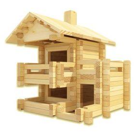 Разборный домик №3 150 дет. Лесовичок