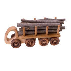 Машинка Лесовоз  (Леснушки) Леснушки