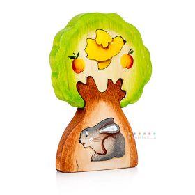 Слоны Сказки дерева