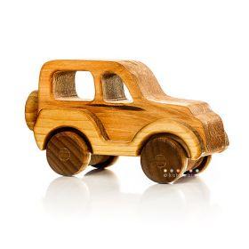 Гоночный автомобиль Plan Toys