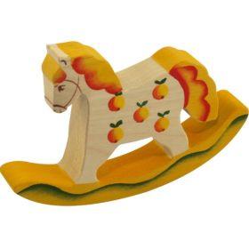 Лошадка в яблочках Сказки дерева