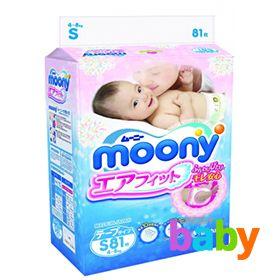 Детские подгузники Moony