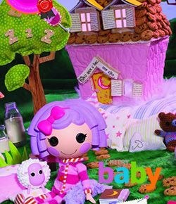 Игрушка кукла Lalaloopsy Засоня (Pillow Featherbed)