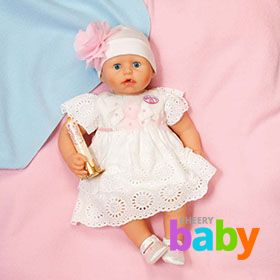 Одежда для куклы Baby Annabell® Deluxe My 1st Birthday Set