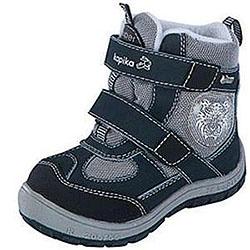 Детская мембранная обувь «Капика»
