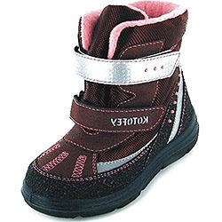 Детская мембранная обувь «Котофей»