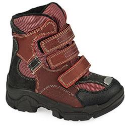 Детская мембранная обувь «Зебра»