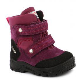 Мембранная зимняя обувь для детей 23